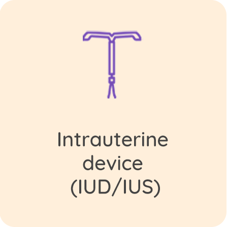 Contraception - instrauterine device