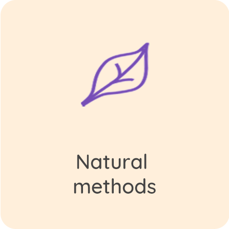 Contraception - natural methods