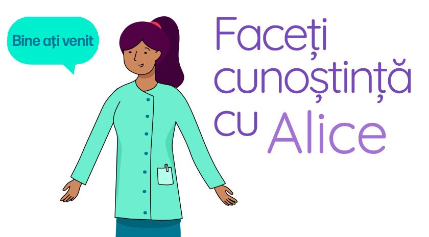 Faceti cunostinta cu Alice