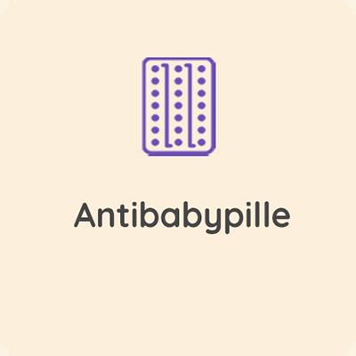Antibabypille