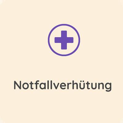 Notfallverhutung